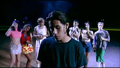 James Duval and friends in Nowhere