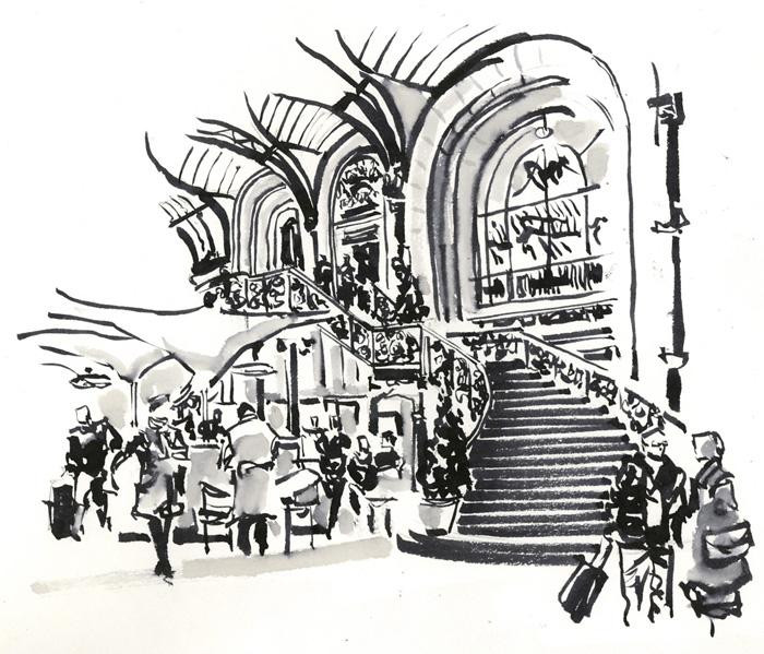 Rodgeblog carnet de voyage clermont ferrand for Carnet de voyage restaurant lyon