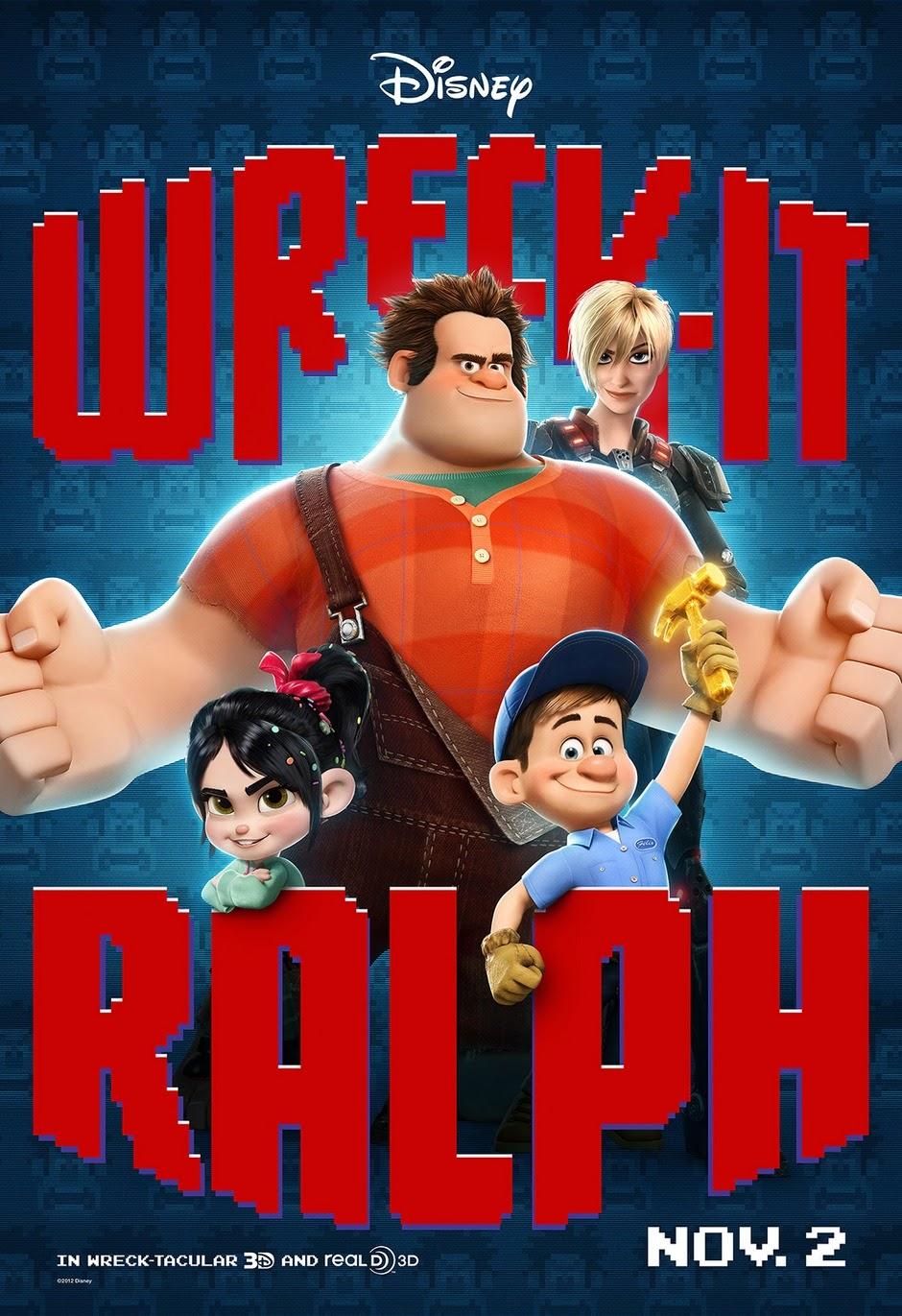 Free Wreck-It Ralph