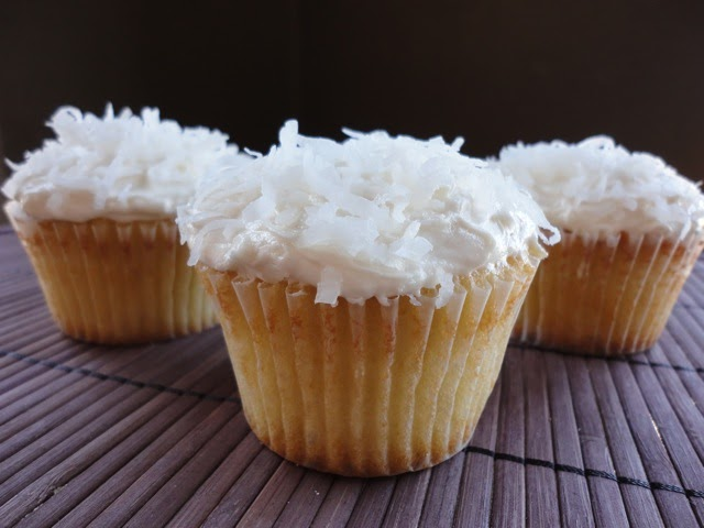 Eat Cake For Dinner Ina Garten S Coconut Cupcakes