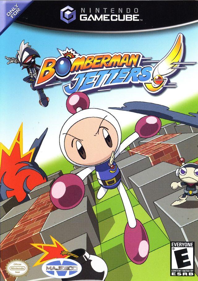 Bomberman Jetters (USA) ? Gamecube Iso Download | WiiisoGames.info