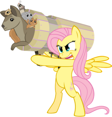 Fluttercannon