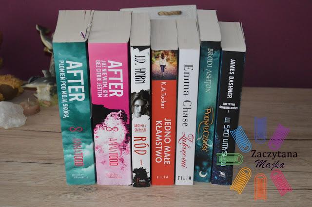 Book Haul | Styczeń 2016
