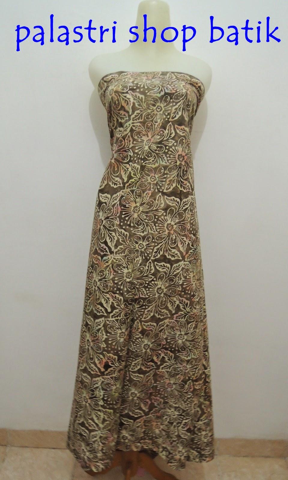 Palastri Shop  Gabriella Shop kain batik cap bali motif bunga