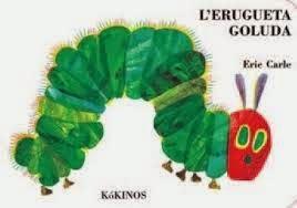 Llibre infantil imprescindible L'erugueta goluda