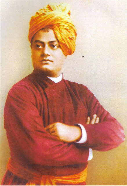 Swamiji Vivekananda and Hinduism