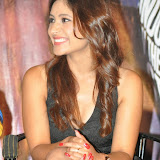 Prabhjeeth Kaur Hot Photo Gallery in Short Dress at Intelligent Idiot Movie Logo Launch 33