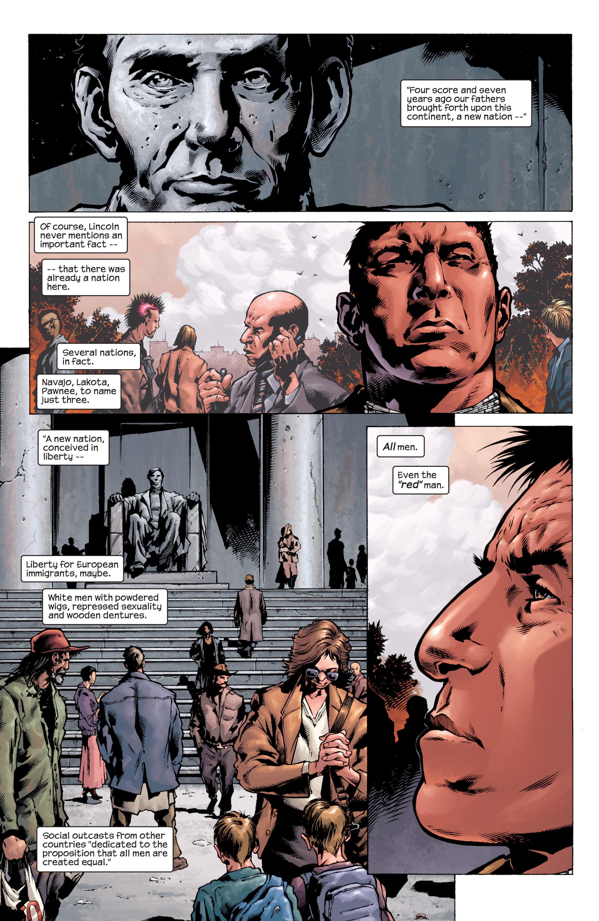 Captain America (2002) Issue #8 #9 - English 3