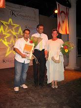 Beim Lyrikfestival in Iskele/ Türkische Republik Nordzypern