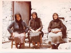 Οι αδελφές του πατέρα μου