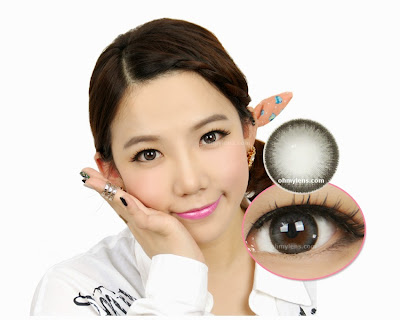 Helen Gray Contact Lenses at ohmylens.com