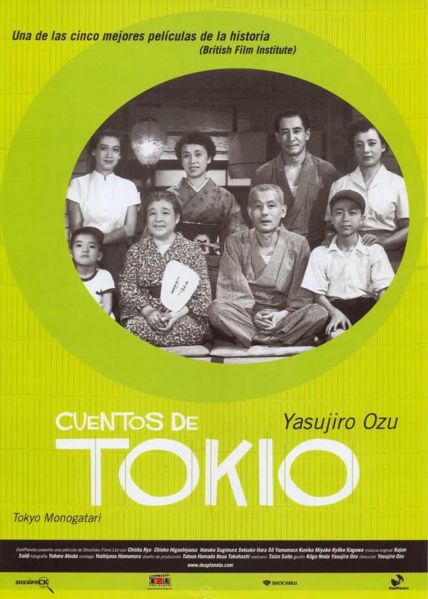 Cuentos De Tokio (1953)