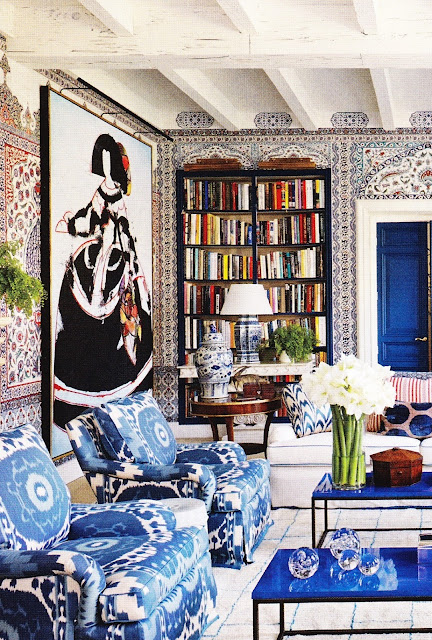 chinoiserie chic blue and - photo #12