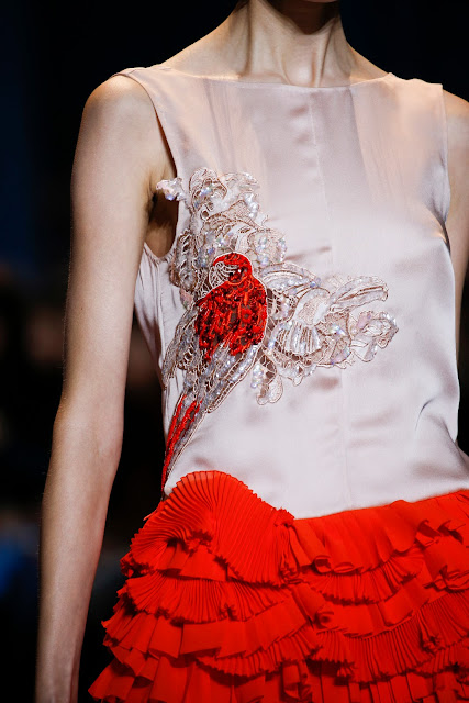 Christian Dior Spring 2016 Couture Collection