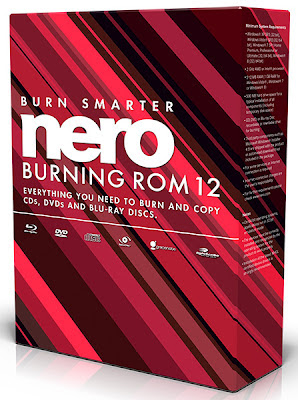 Nero Burning ROM 12.0.00300 + key