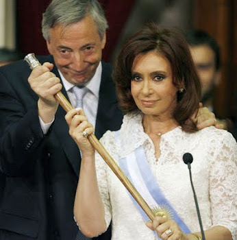 Néstor y Cristina Vamos por mas....