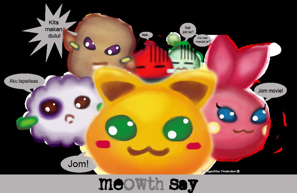 Me Say ^_^