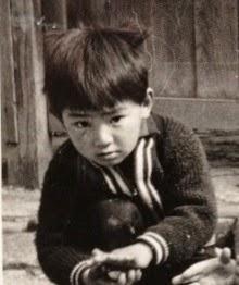 Foto Masa Kecil Toha Yamaji (Sekai Ninja Jiraiya)