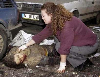 atentado contra cristãos na Turquia