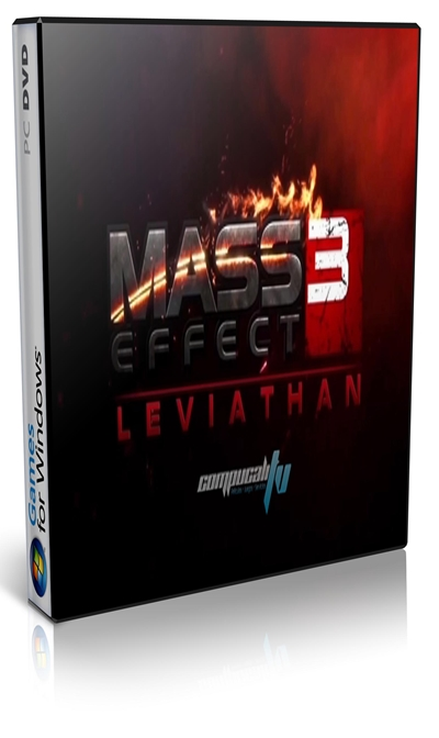 Leviathan DLC Mass Effect 3 PC Reloaded  Expansion Descargar