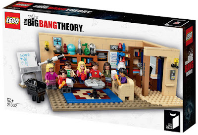 JUGUETES - LEGO Ideas  21302 The Big Bang Theory  Producto Oficial 2015   Serie Televisión   Edad: +12 años  Comprar en Amazon