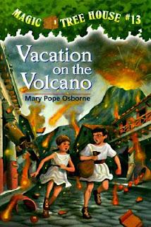 Vacation Under a Volcano