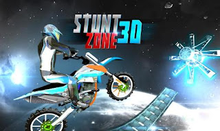 Screenshots of the Stunt zone 3D for Android tablet, phone.