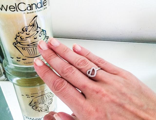 Jewel Candle