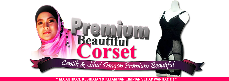 Premium Beautiful by Hidayah Ieda
