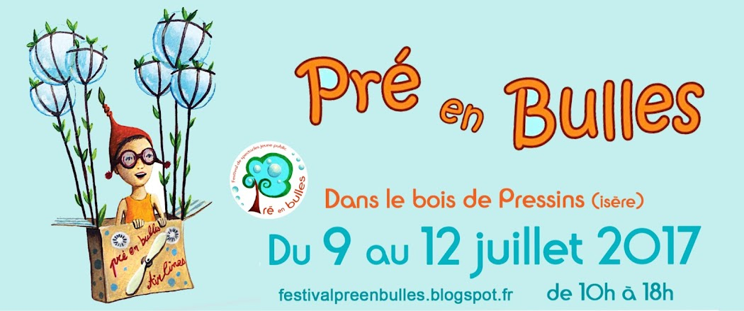 """Festival """"Pré en Bulles"""""""