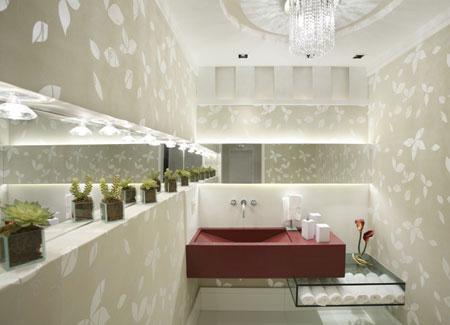 Construindo Minha Casa Clean Banheiros E Lavabos