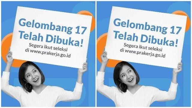 Tips Lulus Prakerja Gelombang 17   LihatSaja.Com