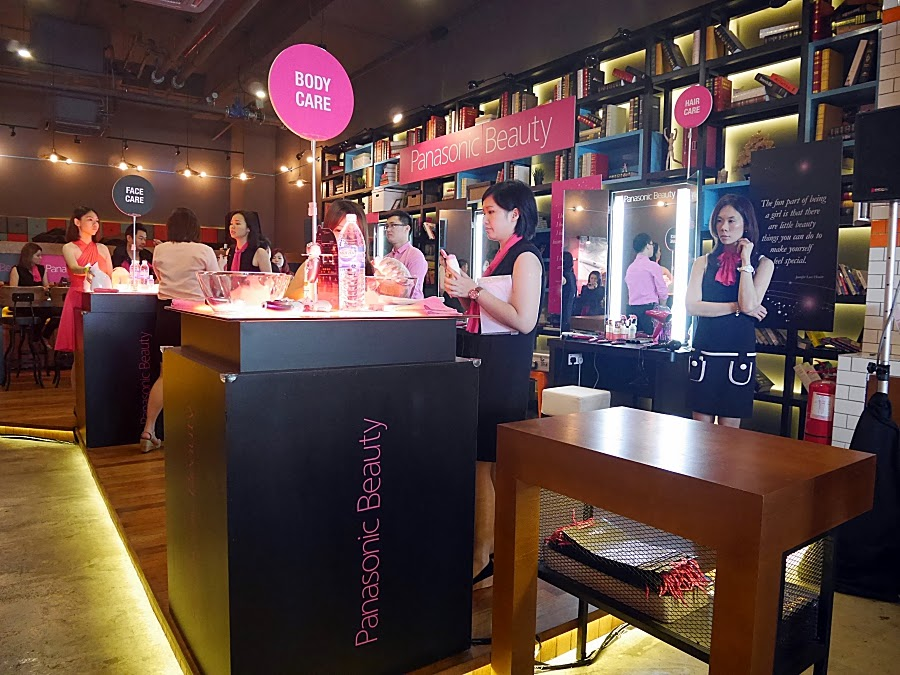 Panasonic Beauty stations