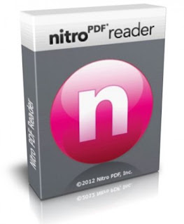 Xem và Tạo file PDF Dễ dàng, Nhỏ gọn với Nitro Reader 3.1.1.12