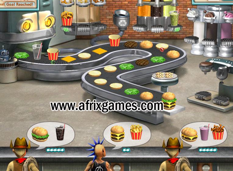 Burger shop 2 free online