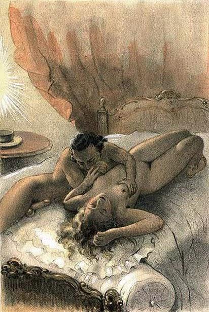классика любви эротика