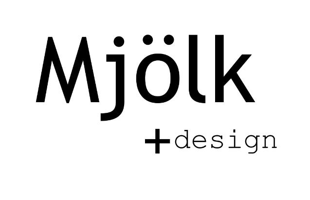 Mjölk + design