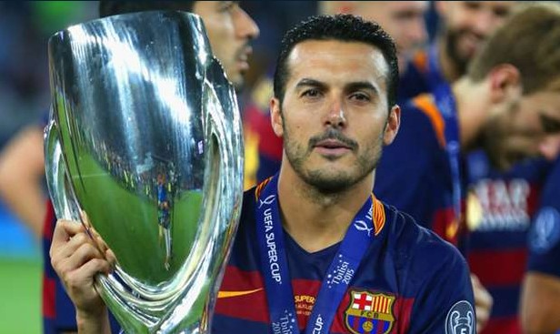 Van Gaal : MU masih butuh rekrutan pemain seperti Pedro