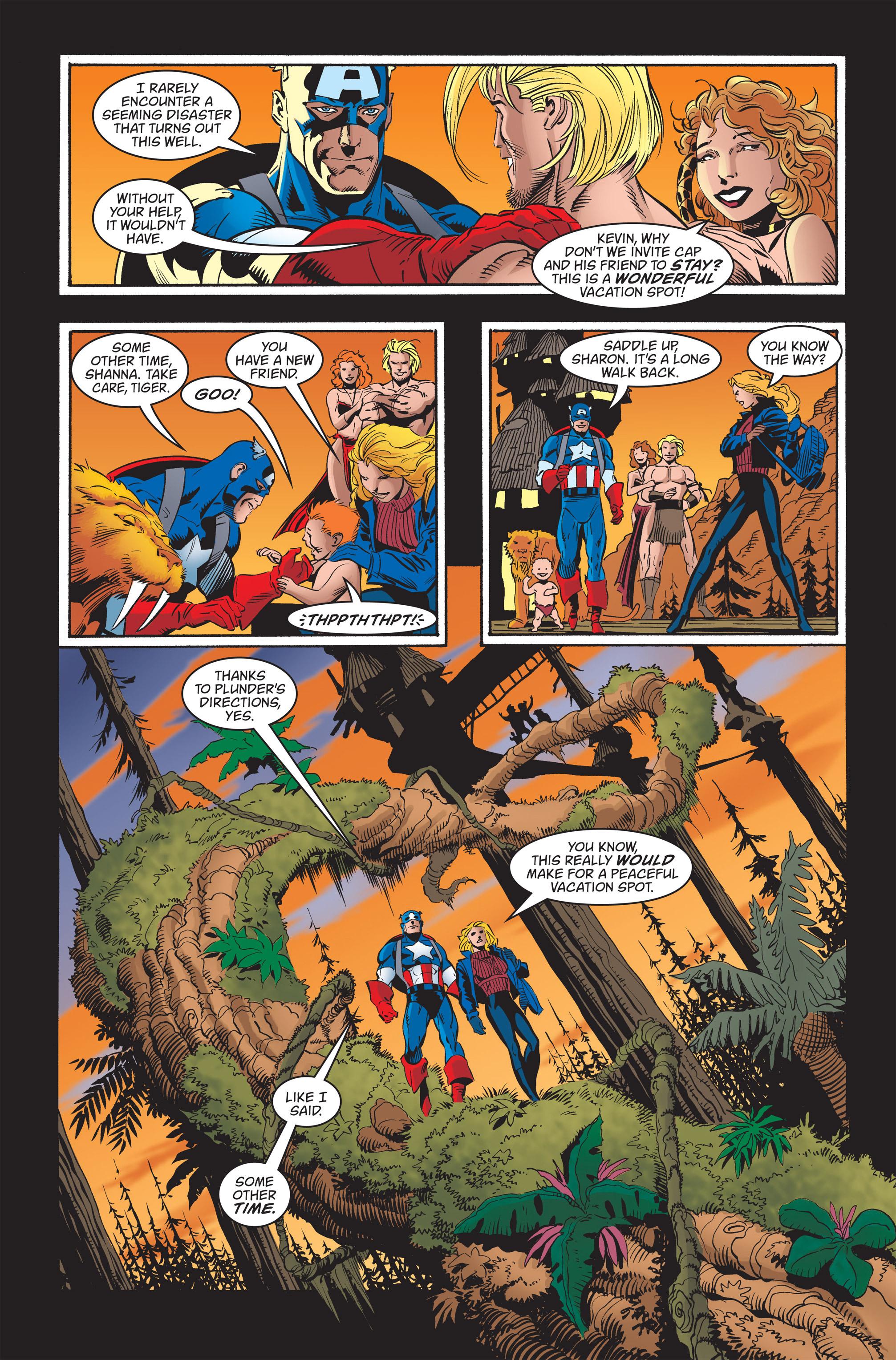Captain America (1998) Issue #31 #37 - English 14