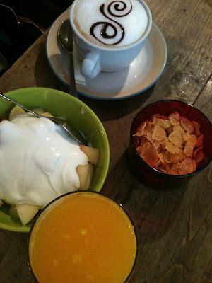Koh Tao Cafe-bar San Sebastián