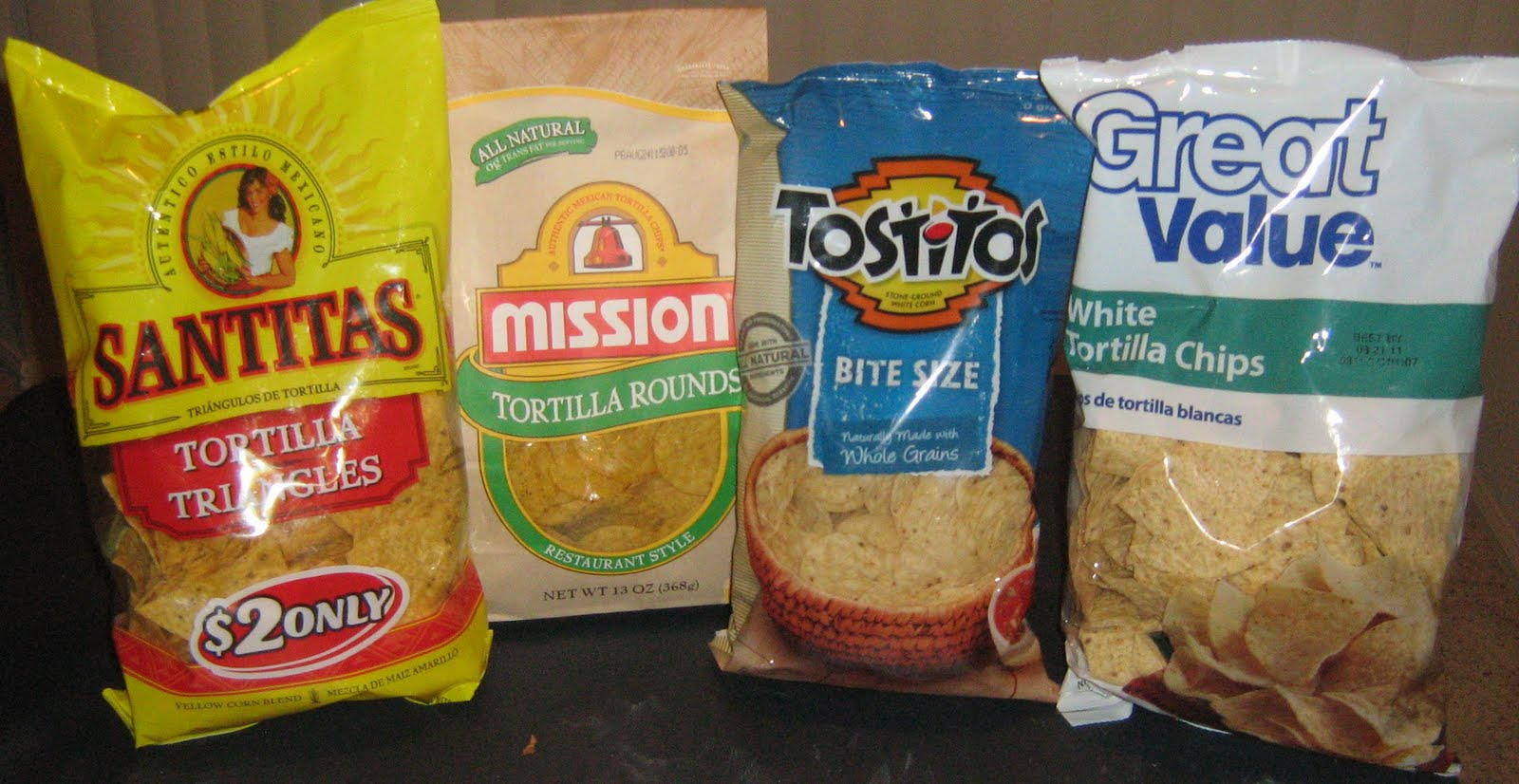 Do you have a favorite brand of tortilla chips?