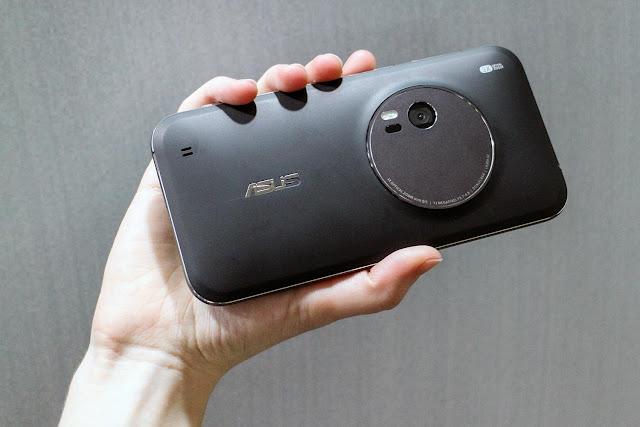 Harga Asus Zenfone Zoom ZX550, Dengan Kemampuan Optical Zoom