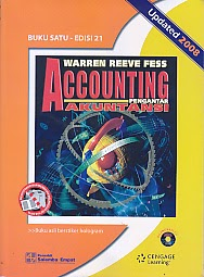 BUKU WARREN REEVE FESS ACCOUNTING
