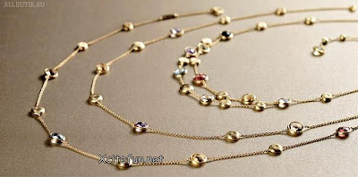 Latest Handmade Gold Jewelry Collection 2011