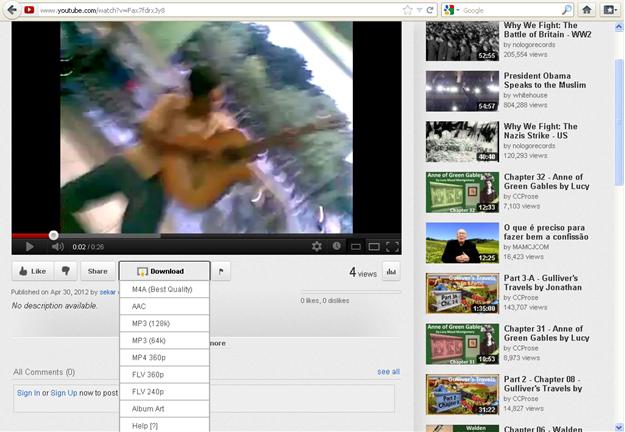 Cara Download Video di Youtube Menggunakan Easy Youtube Video ...
