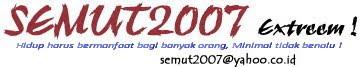 semut2007 ARTIKEL