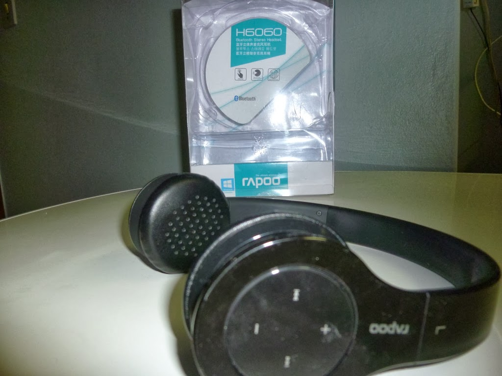 headphone rapoo h6060 2