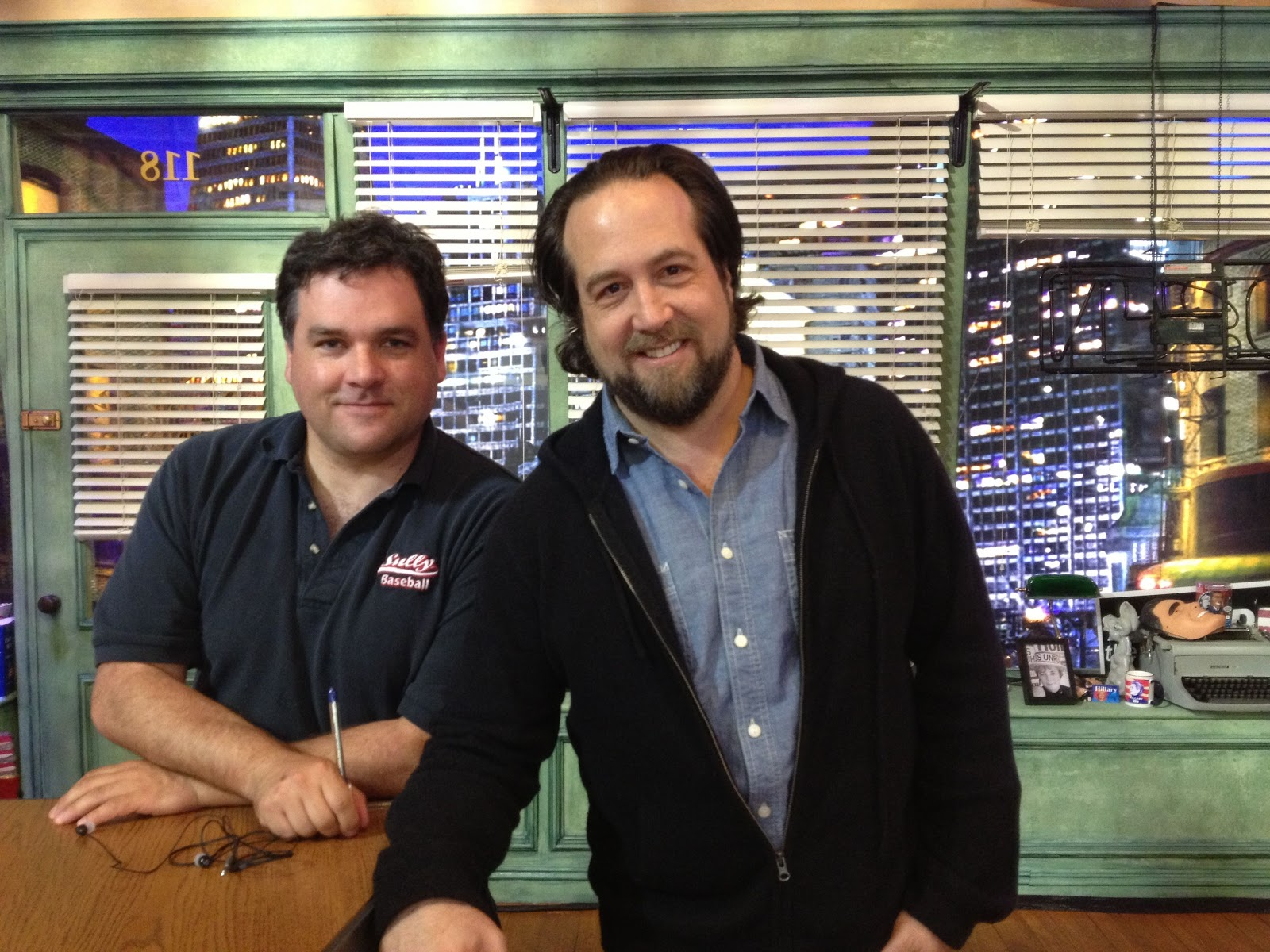 Michael Shure The Host Of Current TVs War Room Was My Guest On Sully Baseball Daily Podcast Today