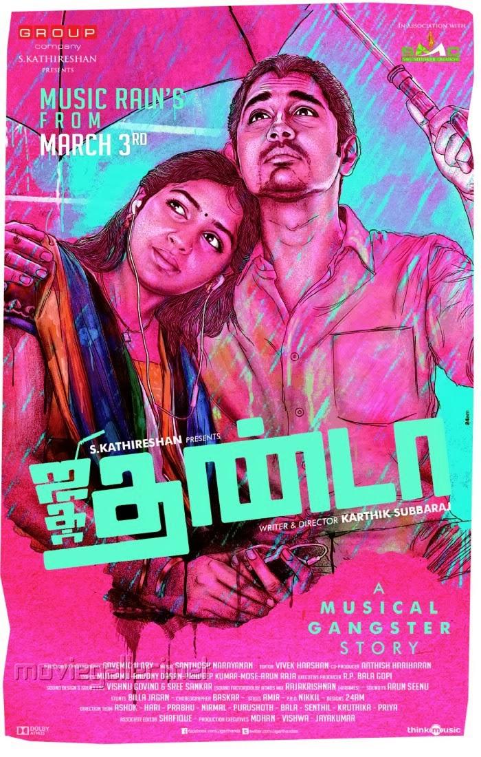 Jigarthanda 2014 Tamil Movie Watch Online