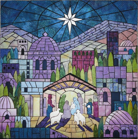 elsie quilts: Pattern for Sale : nativity quilts - Adamdwight.com